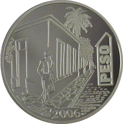 Jorge Luis Borges Moneda Argentina
