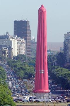 Obelisco Preservativo