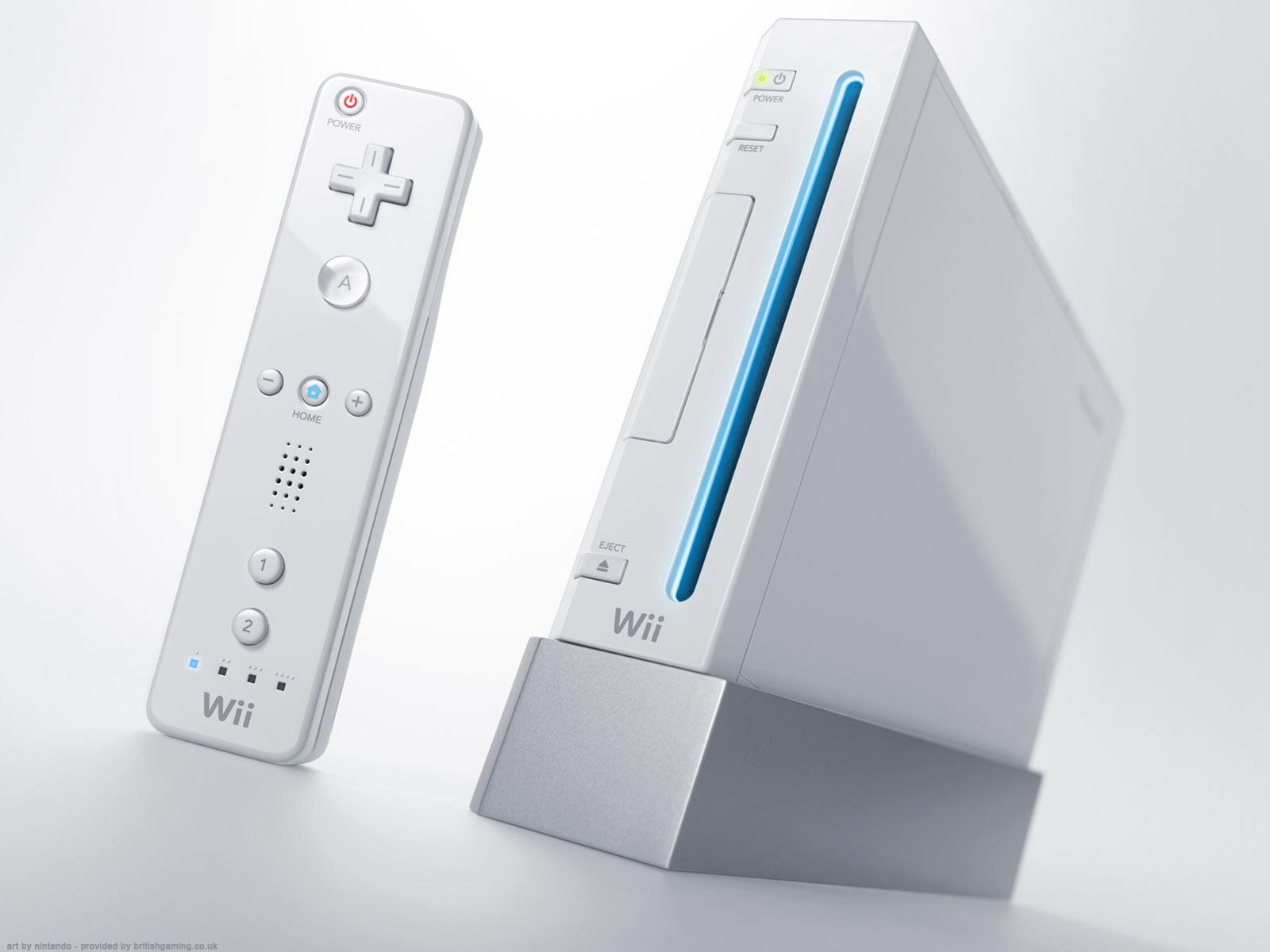 Wii nintendo ampliar